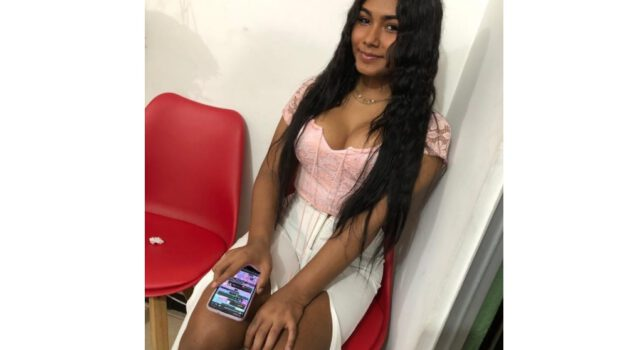 Transgender Valentina is a beautiful cam model